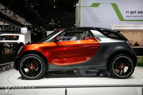 2012 Smart forstars