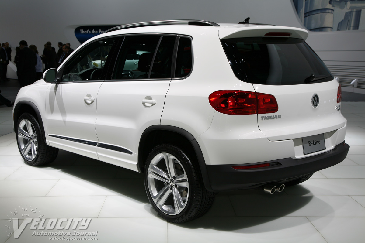 picture of 2014 volkswagen tiguan. Black Bedroom Furniture Sets. Home Design Ideas