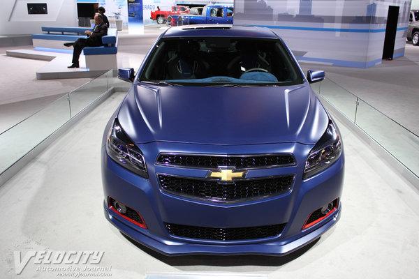 2012 Chevrolet Malibu Turbo Performance Concept