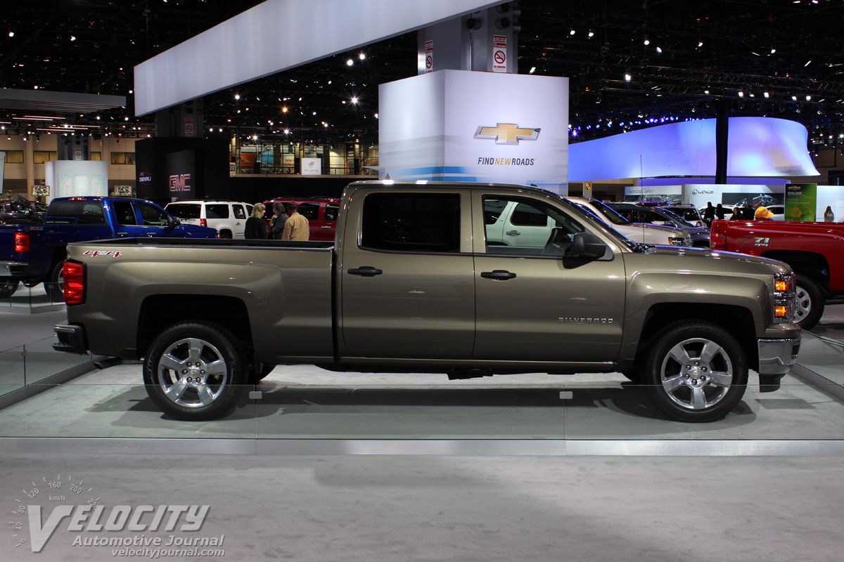 2014 chevrolet silverado 1500 crew cab from car interior design. Black Bedroom Furniture Sets. Home Design Ideas