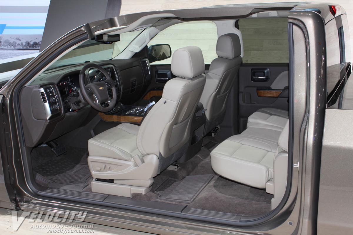 2014 Chevrolet Silverado 1500 Crew Cab Pictures