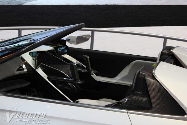 2011 Honda EV-STER Interior