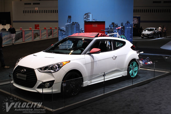 2012 Hyundai Veloster C3 Roll Top