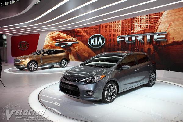 2014 Kia Forte 5d