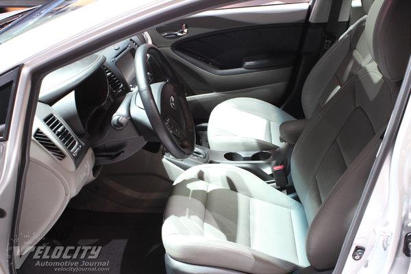 2014 Kia Forte Interior