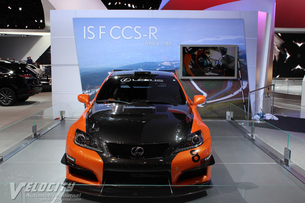 2012 Lexus IS F CCS-R