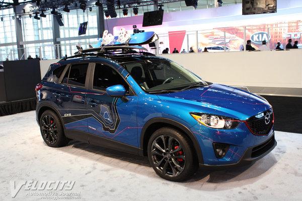 2012 Mazda CX-5 180