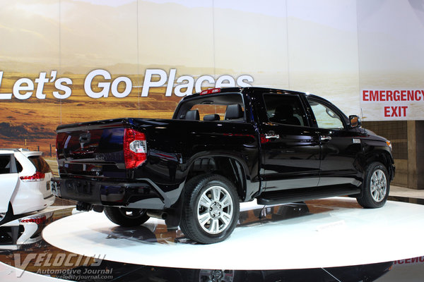 2014 Toyota Tundra Platinum Crew Cab
