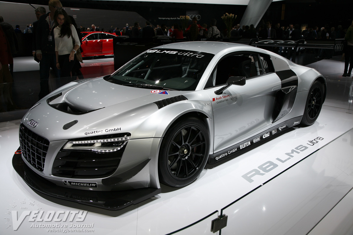 Picture Of 2012 Audi R8 Lms Ultra