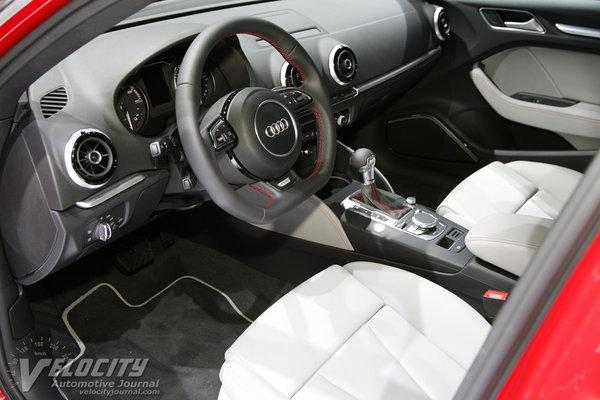 2013 Audi A3 e-tron Interior