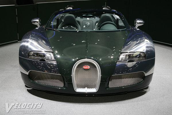 2011 Bugatti EB16.4 Veyron Grand Sport