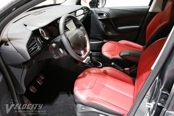 2014 Citroen C3 Interior