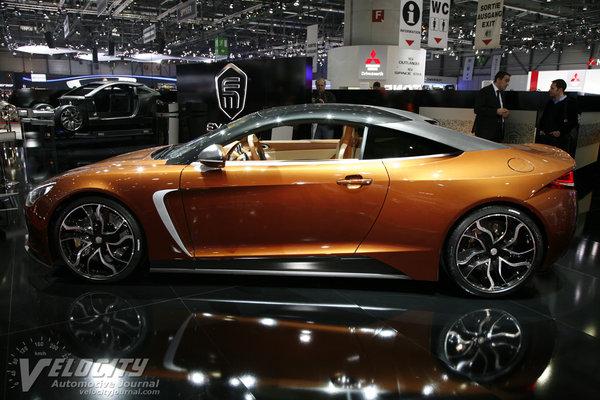 2013 Exagon Motors Furtive e-GT