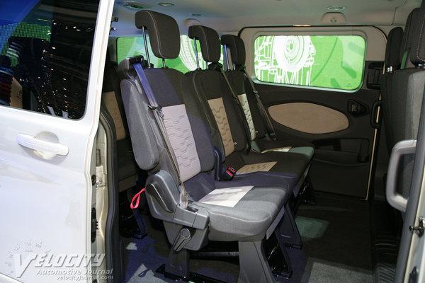 2014 Ford Tourneo Custom Interior
