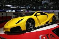 2013 GTA Motor GTA Spano