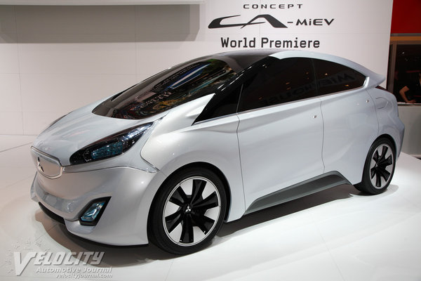 2013 Mitsubishi CA-Miev