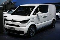 2013 Volkswagen E-Co-Motion