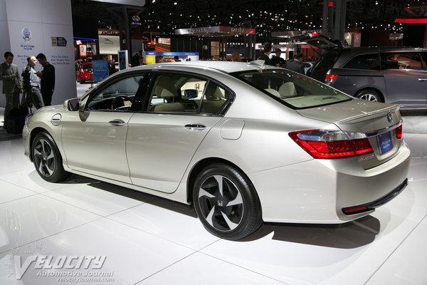 2014 Honda Accord PHEV