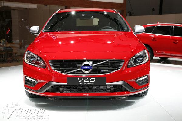 2014 Volvo V60 R-Design
