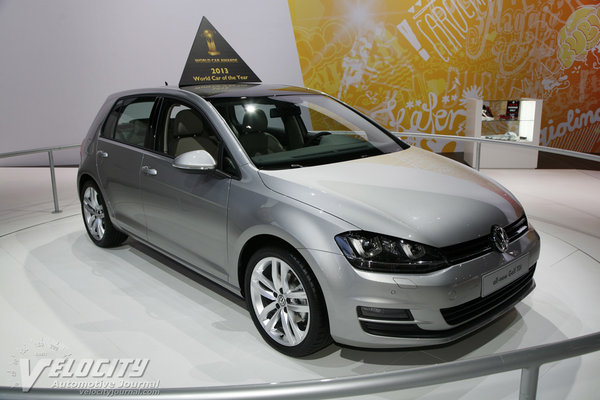 2015 Volkswagen Golf 5d