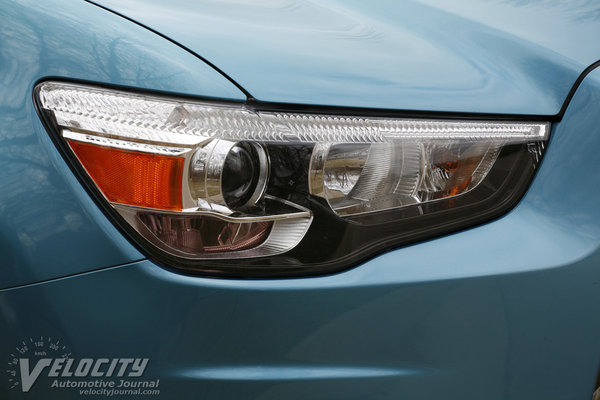 2013 Mitsubishi Outlander Sport SE