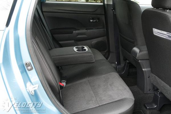 2013 Mitsubishi Outlander Sport SE Interior