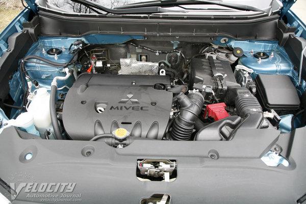 2013 Mitsubishi Outlander Sport SE Engine