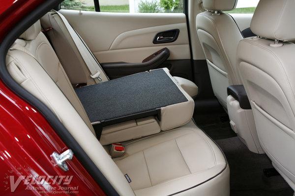 2013 Chevrolet Malibu LTZ Interior