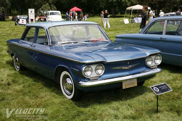 1960 Chevrolet Corvair 4d sedan