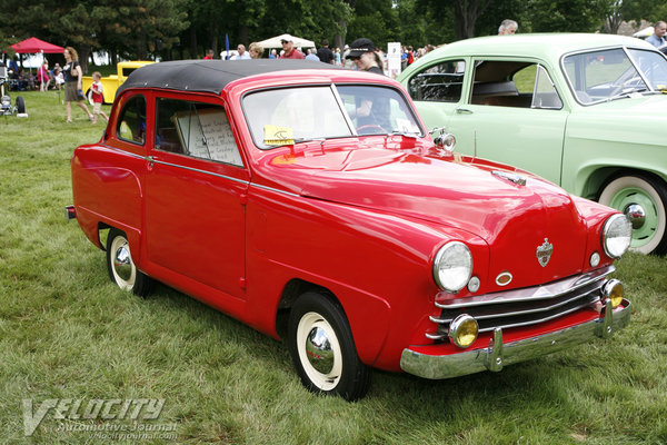 1950 Crosley Convertible
