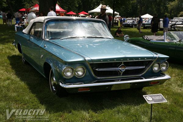 1963 Chrysler 300 Pace Setter convertible