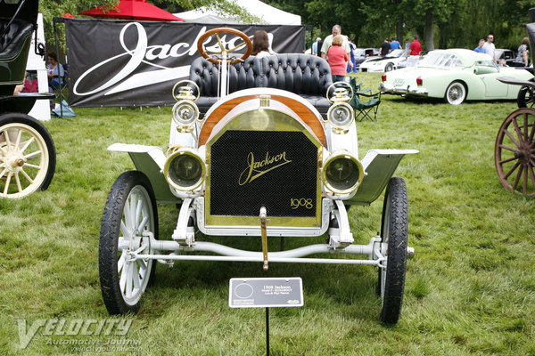 1908 Jackson Model F Runabout