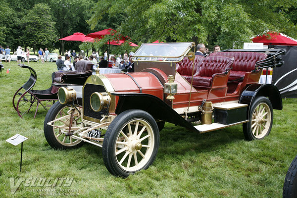 1909 Jackson Model H Tourabout