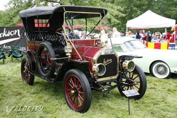 1910 Jackson Model 35 Touring