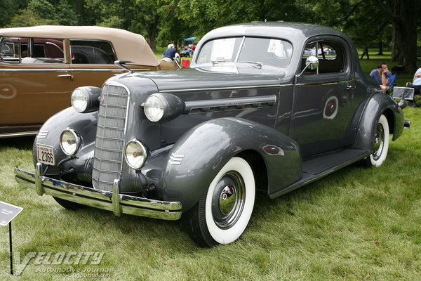 1936 LaSalle coupe