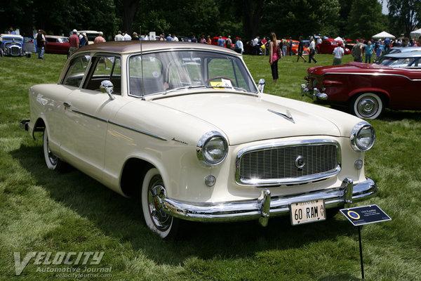 1960 Rambler American 2d