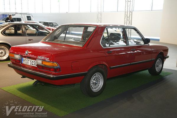 1983 BMW 5-Series