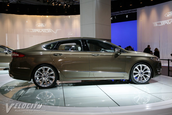 2013 Ford Mondeo Vignale