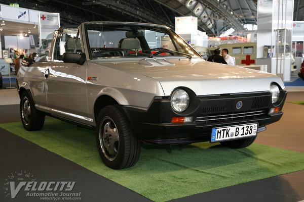 1981 Fiat Ritmo Bertone Cabriolet