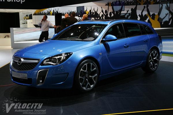 2014 Opel Insignia wagon