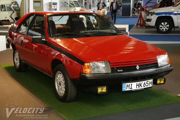 1983 Renault Fuego
