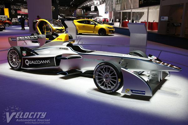2013 Renault Spark-Renault SRT 01E
