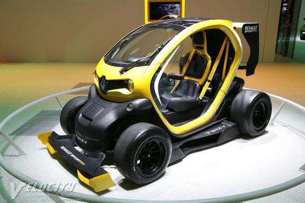 2013 Renault Twizy Renault Sport F1