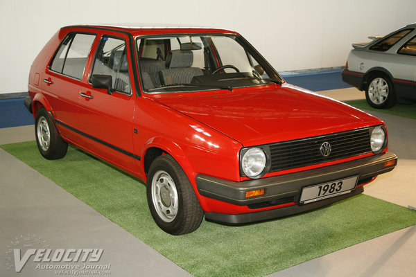 1983 Volkswagen Golf II 5d