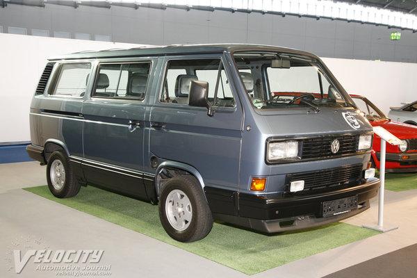 1983 Volkswagen T3 Caravelle