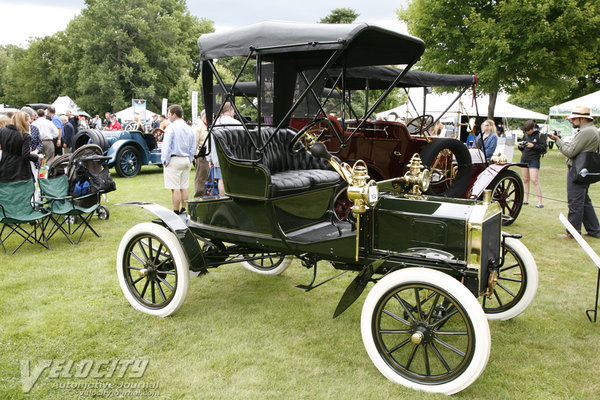1906 Ford Model F Touring