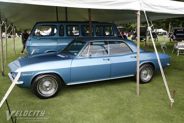 1966 GM Electrovair 4d prototype