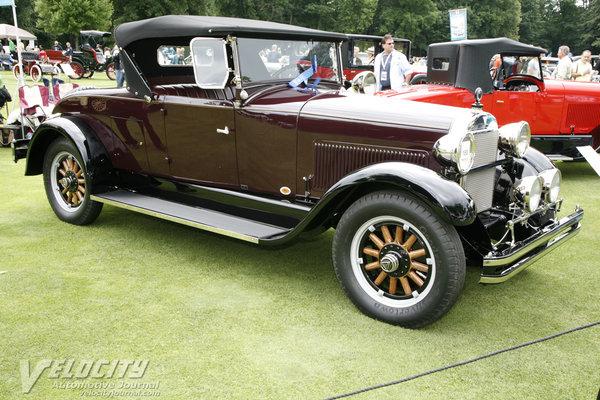 1927 Hudson Roadster by Murphy