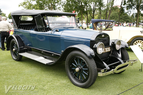 1922 Lincoln Model L Type 112 - Sport Phaeton