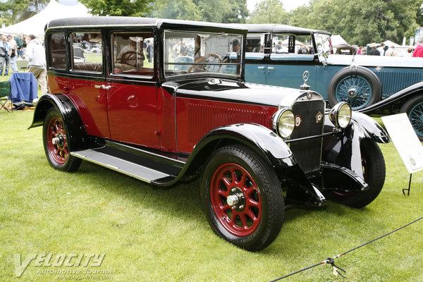 1927 Mercedes-Benz Suttgart Prototype